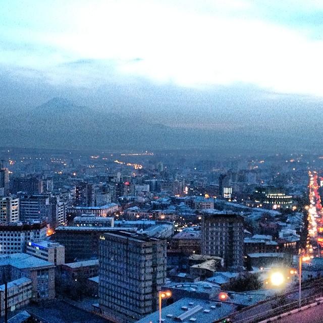 Insta Pic - Armenia, you've been good. #hye #hyastan #yerevan #letsgohome