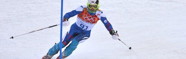 Sochi 2014 Olympic Slalom