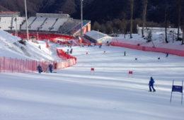 Sochi Olympic Giant Slalom